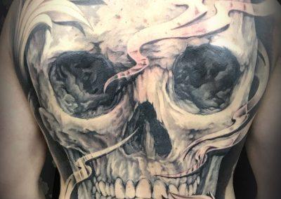 Back Skull