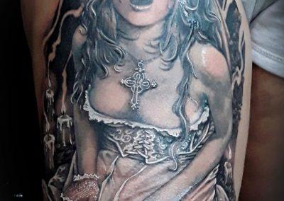 Victoria Frances Vampire