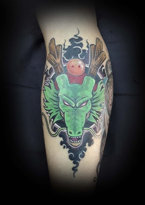 dragon sernon