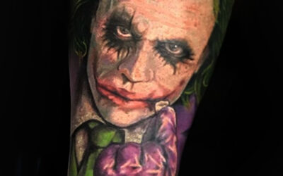 Tattoos y tatuajes del Joker
