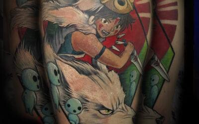 Tattoos de tus series favoritas II